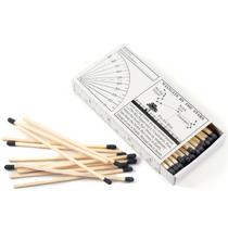 Homart Long Decorative Matches in Adventure Guide Box