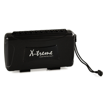 X-treme Protection Rugged Cigar Travel Case 5ct NEW