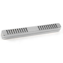 Silver Small Rectangle Stick Cigar Humidifier