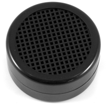 Round Black Humidifier For Cigar Humidor