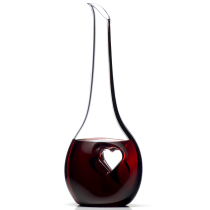 Riedel Black Tie Bliss Leaded Crystal Wine Decanter