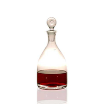 Ravenscroft Crystal Monticello Magnum Decanter