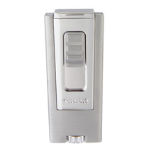 Xikar Trezo Chrome Inline Triple Torch Cigar Lighter