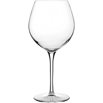 Luigi Bormioli Crescendo Bourgogne Glass, Set of 4