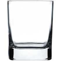 Luigi Bormioli Strauss Double Old-Fashioned Glass, Set of 6