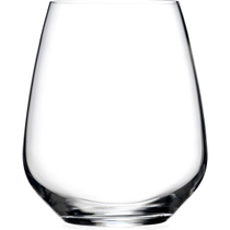 Luigi Bormioli Prestige Cabernet and Merlot Stemless Glass, Set of 4