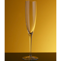 Bottega del Vino Crystal Champagner Glass, Set of 4