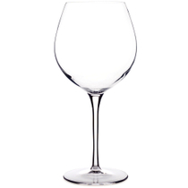 Luigi Bormioli Wine Styles Smooth Reds Wine Glass, Set of 2