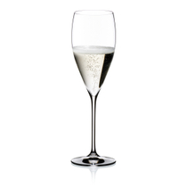 Riedel Vinum XL Leaded Crystal Champagne Glass Set, Buy 3 Get 4