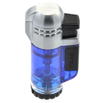 Xikar Blue Tech Double Torch Butane Lighter