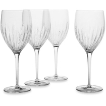 Luigi Bormioli Incanto 17 Ounce Goblet, Set of 4