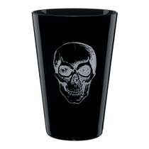 Nachtmann Bones Non-Leaded Crystal Skull Tumbler
