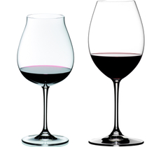 Riedel Vinum XL 4 Piece Pinot Noir and Syrah/Shiraz Glass Set