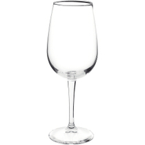 Bormioli Rocco Riserva Crystal Glass Bordeaux Wine Glass, Set of 6