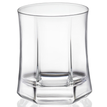 Bormioli Rocco Capitol 11.75 Ounce Double Old Fashioned Tumbler Glass