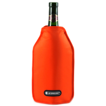 Le Creuset Flame Wine Bottle Cooler Sleeve