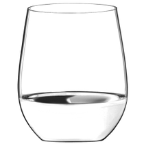 Riedel O Viognier Chardonnay Stemless Wine Glasses Set of 2