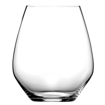 Spiegelau Authentis Casual Stemless Burgundy Wine Glass, Set of 4
