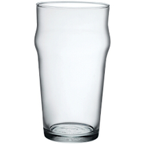 Bormioli Rocco Nonix 19.75 Ounce Stackable Pub Glass