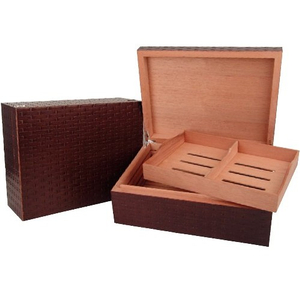 Dolce Sogni Bamboo Design Cigar Humidor