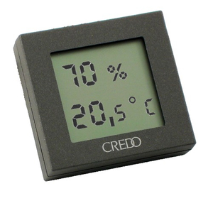 Credo Electronic Thermo-Digital Hygrometer Thermometer