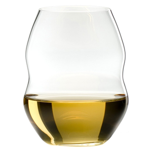 Riedel Swirl Stemless White Wine Glass, Set of 2