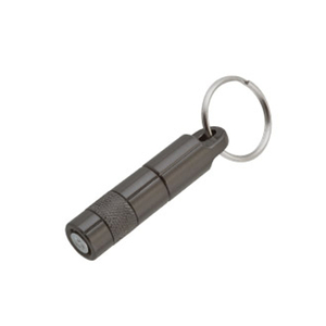 Xikar 007 Twist Cigar Punch Cutter in Gunmetal