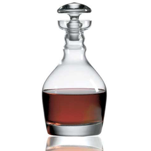 Ravenscroft Non-Leaded Crystal Thomas Jefferson Decanter, 46 Ounce