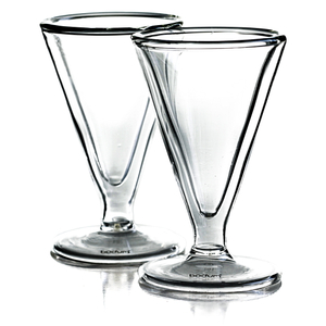 Bodum Manhattan Double Wall 1 Ounce Schnapps Glass