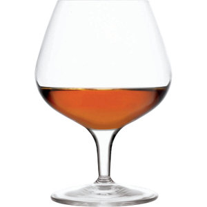 Luigi Bormioli Michelangelo Masterpiece Napoleon Brandy Glass, Set of 4