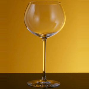 Bottega del Vino Recioto Dolce Crystal White Wine Glass, Set of 4