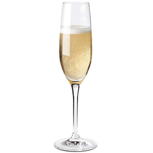 Wine Enthusiast Fusion Classic Wine Collection Champagne Flute, Set of 4