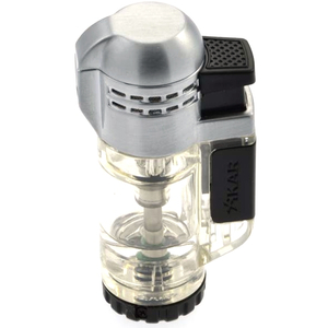 Xikar Clear Tech Double Torch Lighter