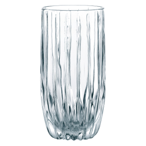 Nachtmann Prestige Leaded Crystal Longdrink Glass, Set of 4