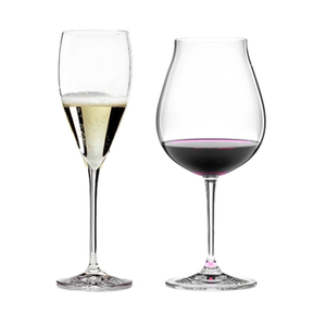 Riedel Vinum XL 4 Piece Pinot Noir and Champagne Glass Set