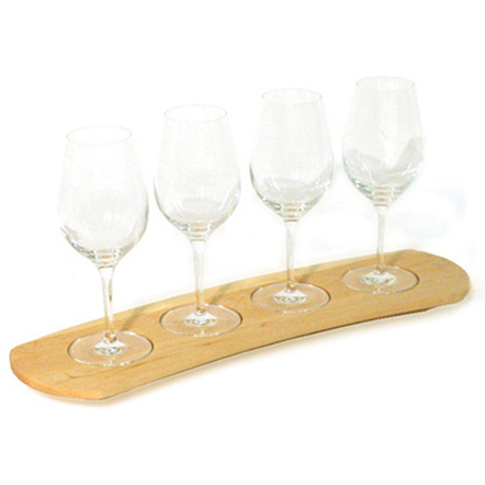 J.K. Adams Maple Wine Tasting Flight Set