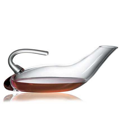 Ravenscroft Crystal Duck Decanter, ClearRavenscroft