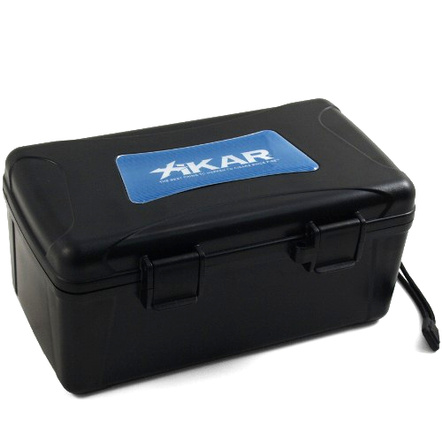 XiKar X-treme Protection Cigar Travel Case 15 Count