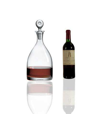 Ravenscroft Crystal Monticello Double Magnum Decanter