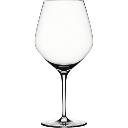 Spiegelau Special Import Authentis Crystal Burgundy Wine Glass, Set of 2