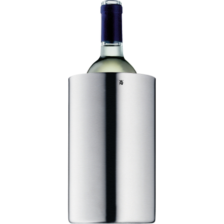 WMF Stainless Steel Single Bottle Manhattan Wine Cooler