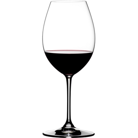 Riedel Vinum XL Leaded Crystal Syrah/Shiraz Wine Glass, Set of 2