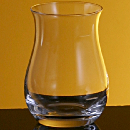 Bottega del Vino Crystal Whisky Tot, Set of 2