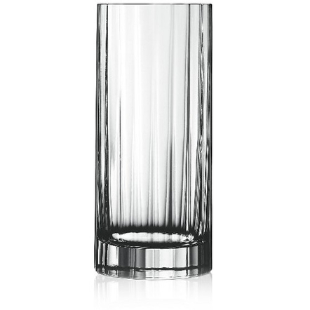 Luigi Bormioli Bach Crystal Tumbler Glass, Set of 4