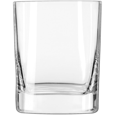 Luigi Bormioli Incanto 11.75 Ounce Double Old Fashioned Glass, Set of 4