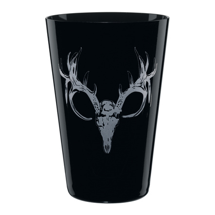 Nachtmann Bones Non-Leaded Crystal Horns Tumbler