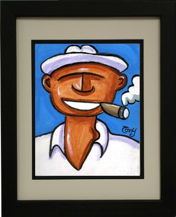 Casimiro by Tony Mendoza Limited Edition Artwork