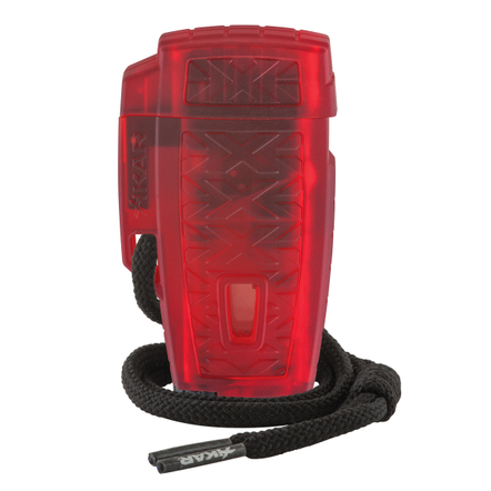 Xikar Stratosphere II Red High Altitude Lighter