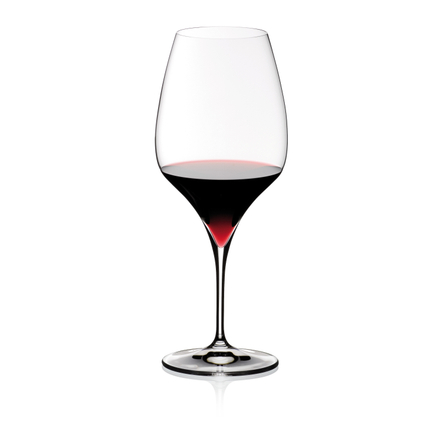 Riedel Vitis Leaded Crystal Cabernet Wine Glass, Set of 2