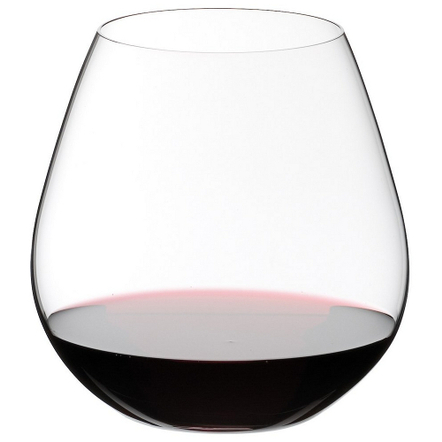 Riedel O Pinot Nebbiolo Stemless Wine Glass, Set of 2